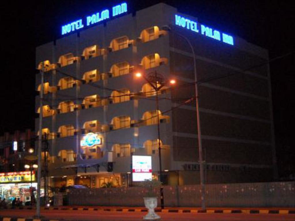 Hotel Palm Inn Butterworth , Seberang Perai Utara