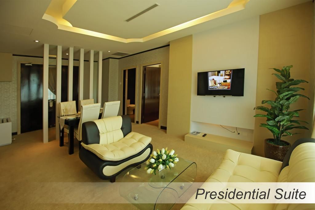 Hotel Casuarina @Meru, Kinta