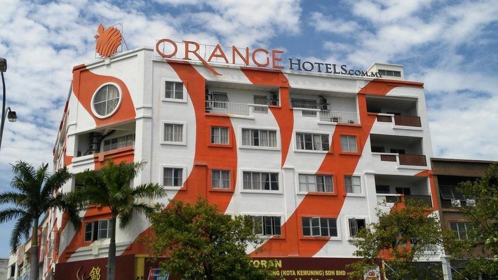 Orange Hotel Kota Kemuning Shah Alam,SRI MUDA