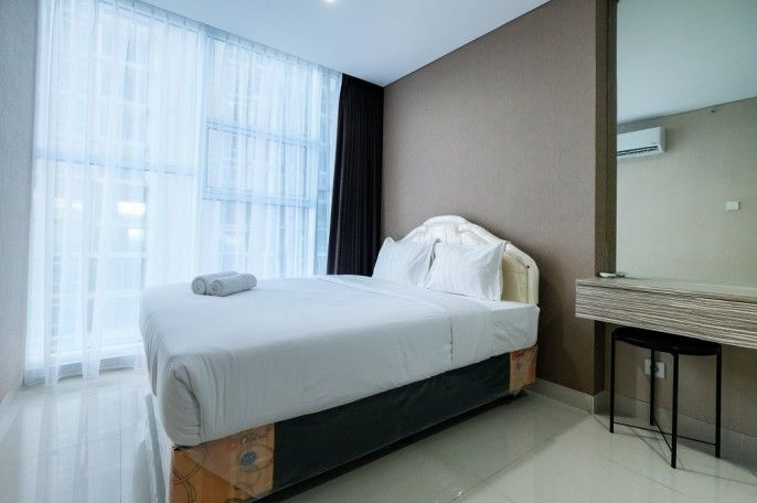1BR Apartment Brooklyn Alam Sutera near IKEA by Travelio, Tangerang