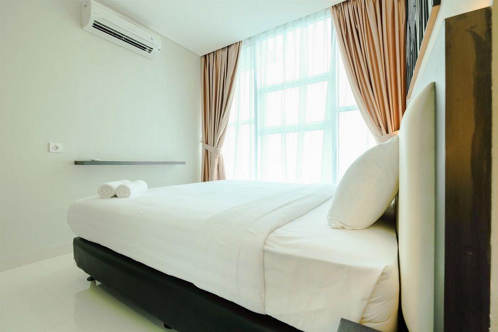 Best Price 1BR Brooklyn Apartment near IKEA Alam Sutera By Travelio, Tangerang