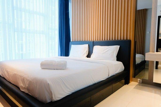 Chic 1BR Brooklyn Apartment near IKEA Alam Sutera By Travelio, Tangerang