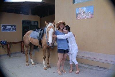 Pusat Berkuda Tarukan Bali