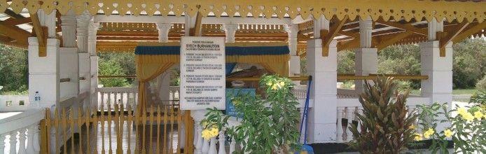 Tomb of Syekh Burhanuddin