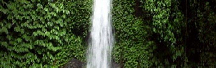Curug Putri Waterfall