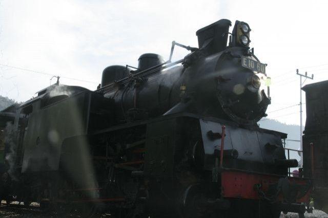 Museum Kereta Api Kota Sawahlunto
