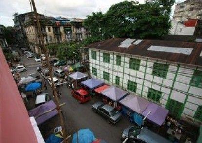 15th Street @ Downtown Yangon