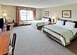 Pesan Kamar Kamar Standar, 2 Tempat Tidur Queen di Hawthorn Suites by Wyndham Wichita West