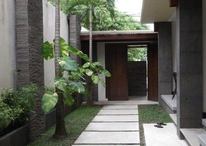 21 Lodge Nusa Dua Pintu Masuk