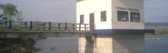Kedungbrubus Reservoir