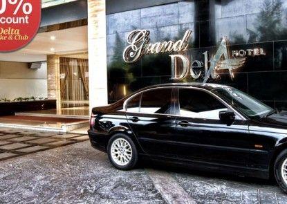 Grand Delta Hotel Teras