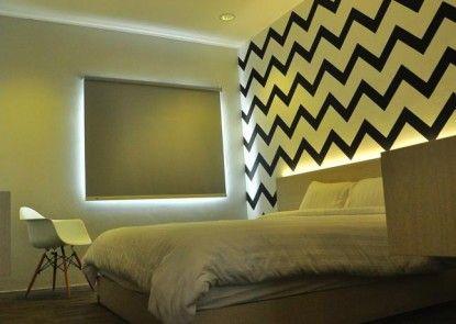 Summer Bed and Breakfast Kamar Tamu