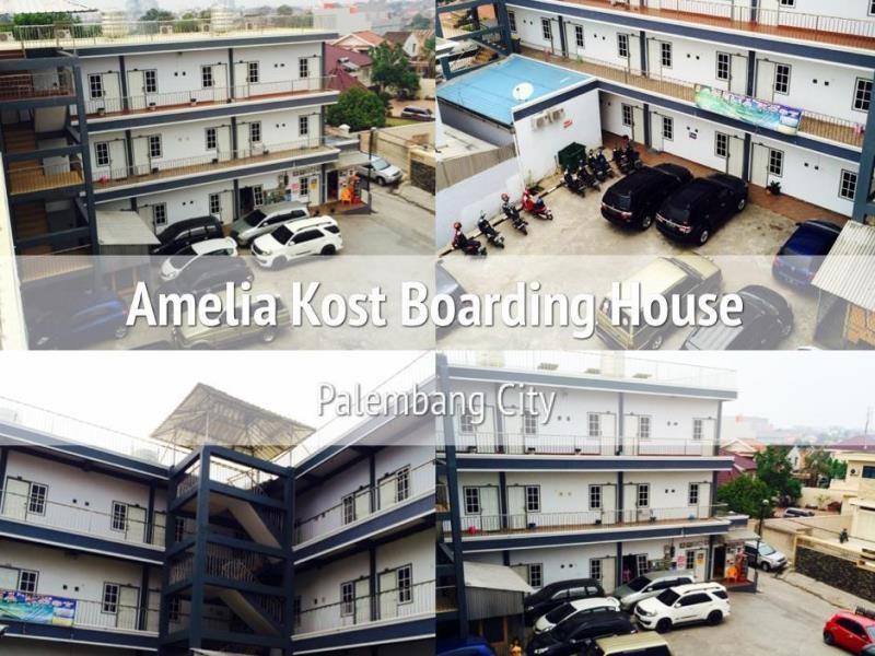 Amelia Kost Boarding House, Palembang