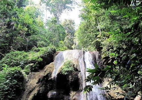 Air Terjun Batanta