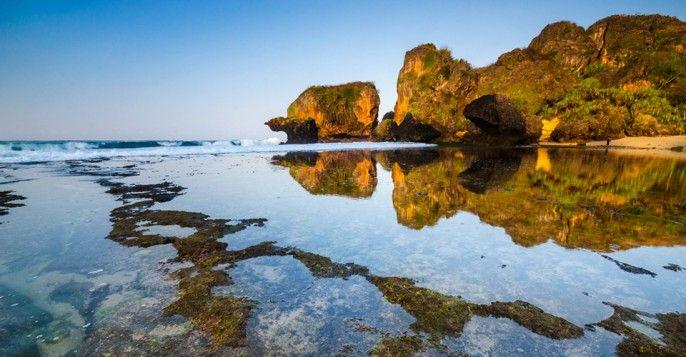 Pantai Siung Purwodadi