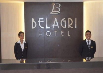 Belagri Hotel & Restaurant Penerima Tamu
