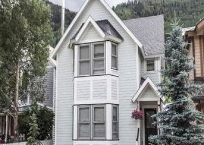 570 West Colorado Private Home, Town Of Telluride