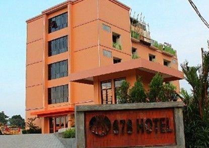 678 Hotel & Spa Eksterior