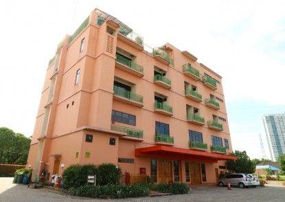 678 Hotel & Spa Jakarta Eksterior