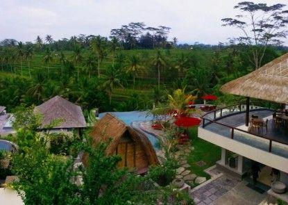 Puri Sebali  Resort Eksterior