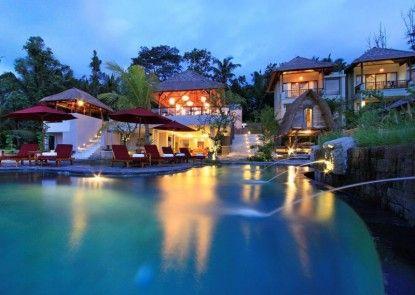 Puri Sebali  Resort Kolam Renang