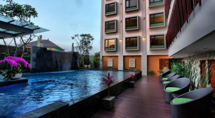 Sun Royal Hotel Kuta, Badung