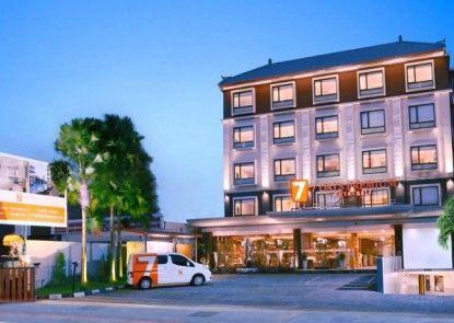 Sun Royal Hotel Eksterior