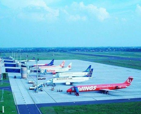 Sultan Mahmud Badaruddin II Airport