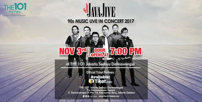 90s Music With Java Jive Live in Concert 2017
