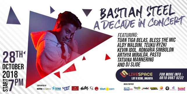 A Decade of The Bastian Steel 2018