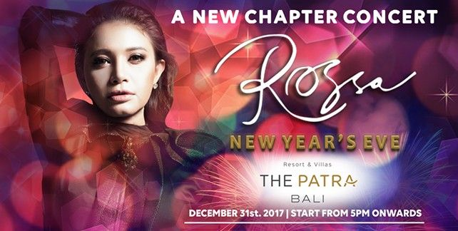 A New Chapter Concert Rossa 2017