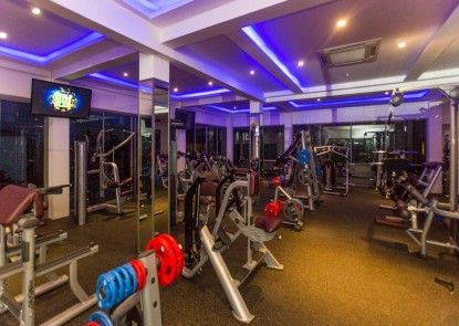 Action Point Fitness Boutique Resort Ruangan Fitness