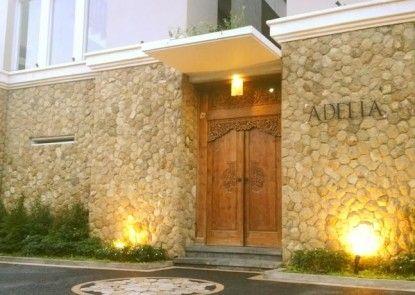 Adelia Hotel Teras