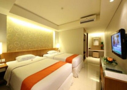 Adhi Jaya Sunset Hotel Teras
