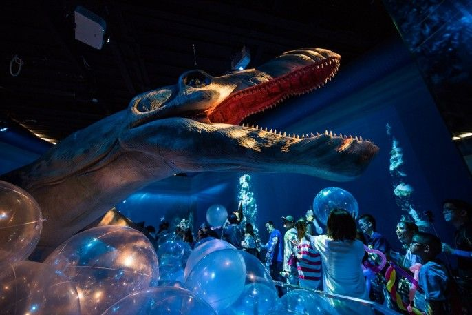 Admission to Dinosaur Planet