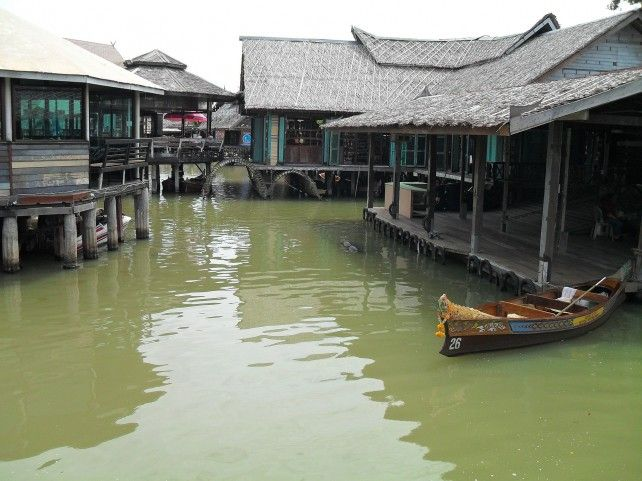 Admission to Pattaya Floating Market