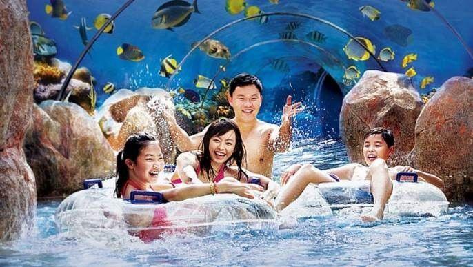 Adventure Cove Waterpark E-ticket