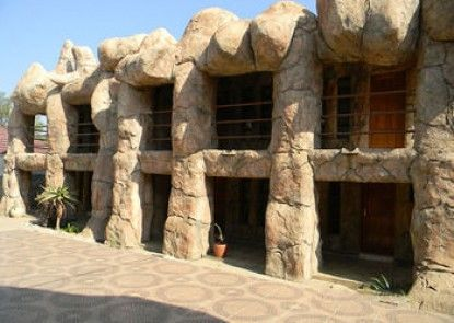 African Cave Lodge