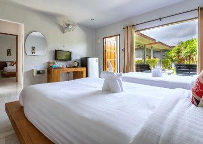 Again at Naiharn Beach Resort
