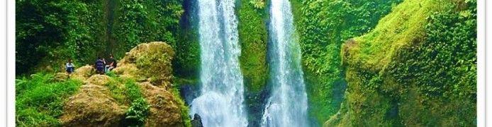 Blang Kolam Waterfall