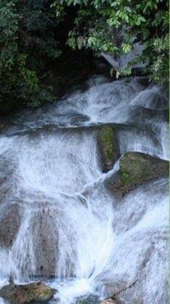 Air Terjun Salu Anuang