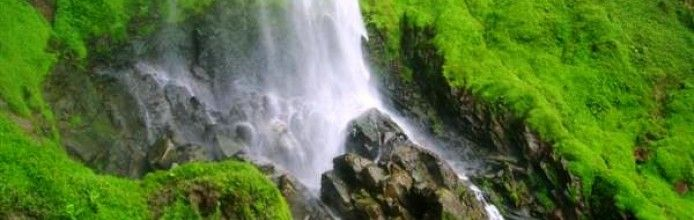 Tansaran Bidin Waterfall