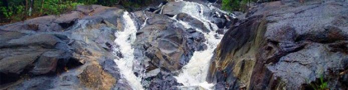 Mount Pading Waterfall