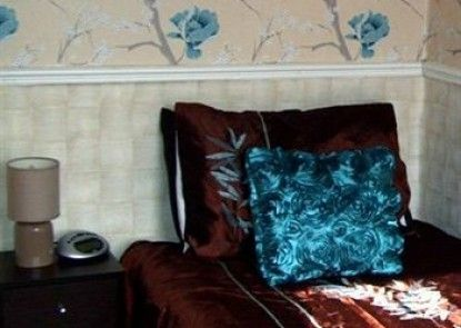 Airedale Guest House Teras