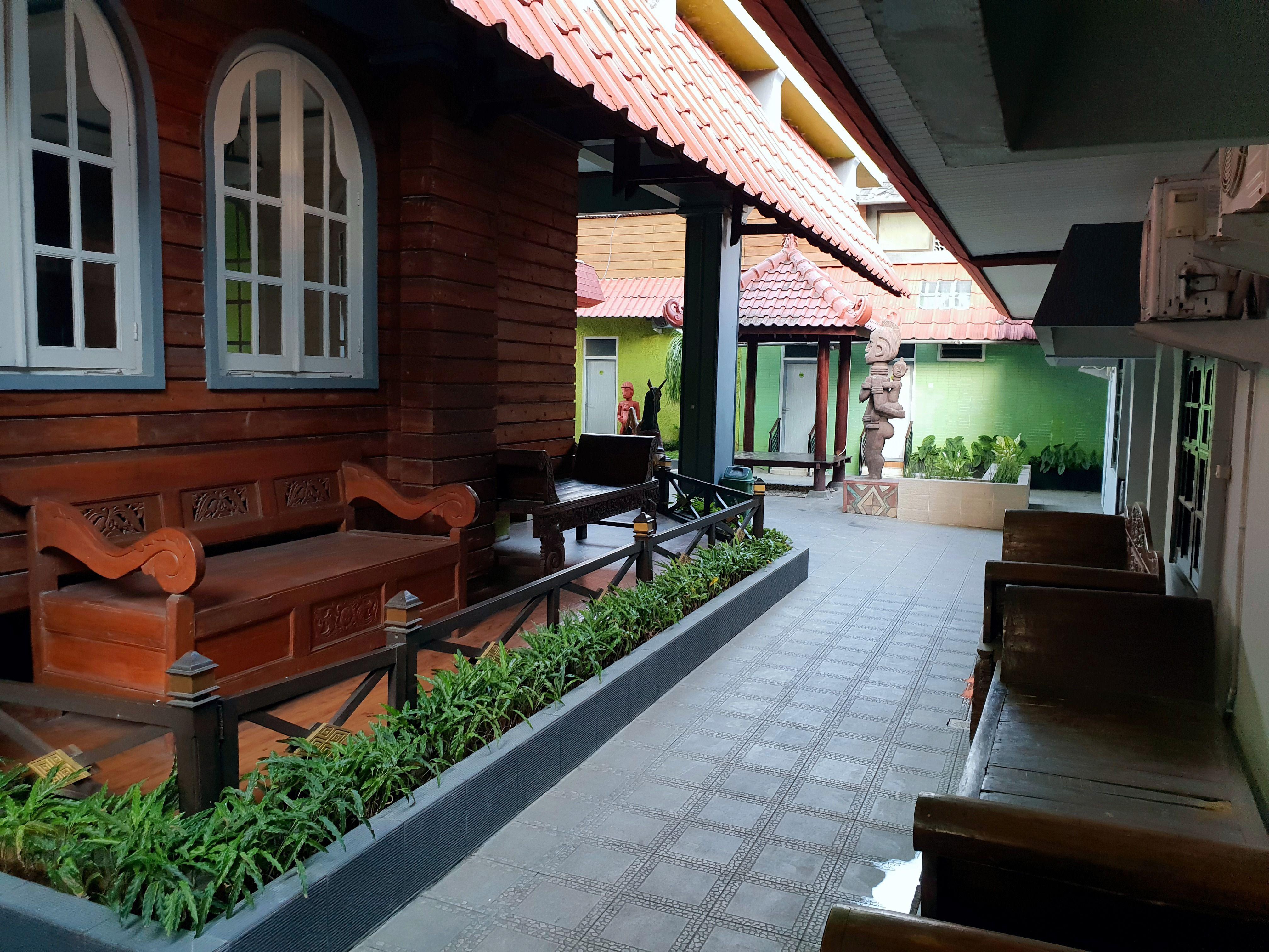 Airlangga Hotel, Yogyakarta