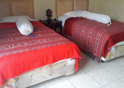 Airlangga Hotel Mataram Teras