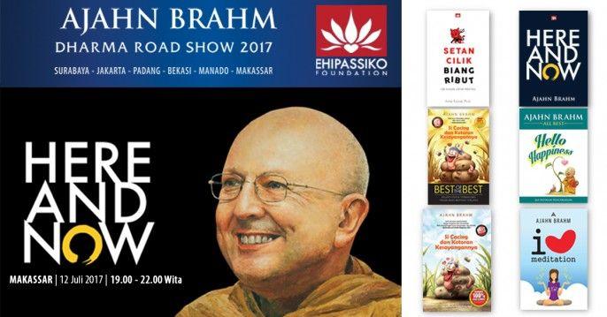 Ajahn Brahm Road Show 2017
