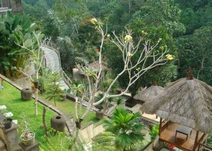 Alam Ubud Culture Villa and Residence Teras