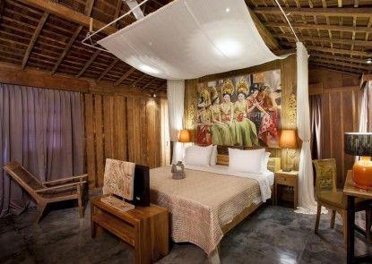 Alami Luxury Villas & Resort Kamar Tamu