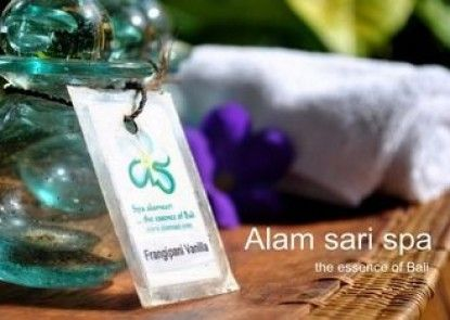 Alam Sari Keliki Resort & Spa Teras